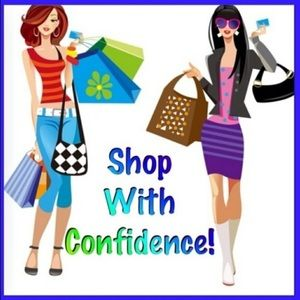 😍Shop👍with👉Confidence🤝
